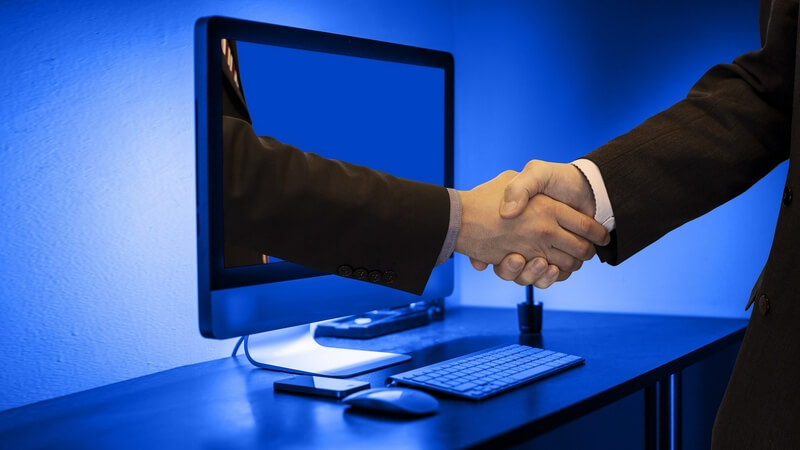 Réseau Entreprise Business LinkedIn