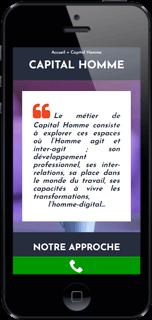 Site Internet Développement Professionnel
