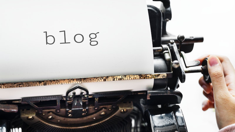 Avant Toute Chose Le Blogging