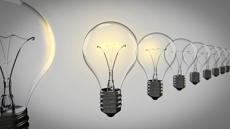 ampoules idées