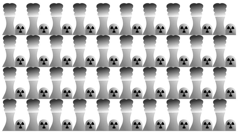 40 centrales nucléaires