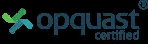 Certification Maitrise Web Logo Opquast