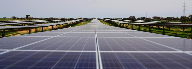 centrale photovoltatique