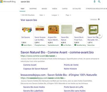 4 grandes plateformes pour faire de la publicité en ligne - image 2